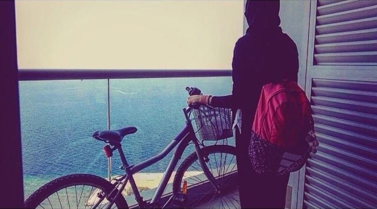 Bisklita incite les femmes à s'adonner au sport en Arabie saoudite © Instagram / jeddah_woman