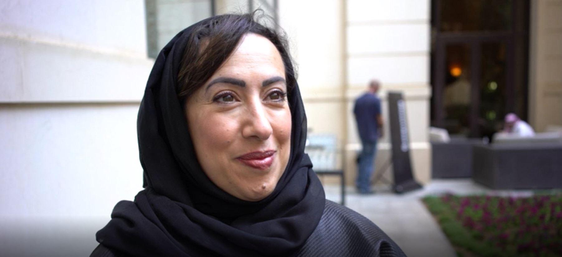 Yasmin Al Tuwaijri.