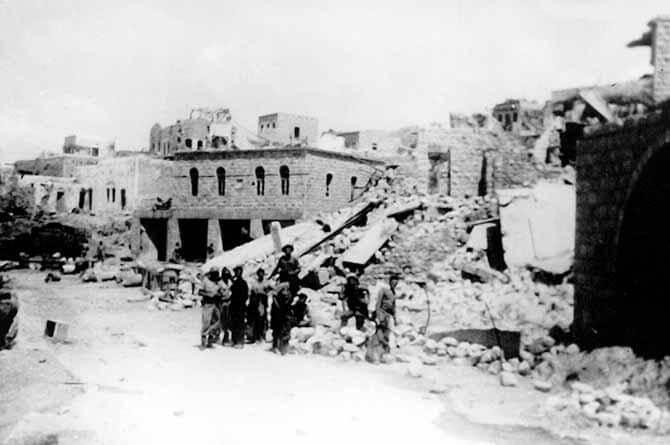 Massacre on Arafat Mountain