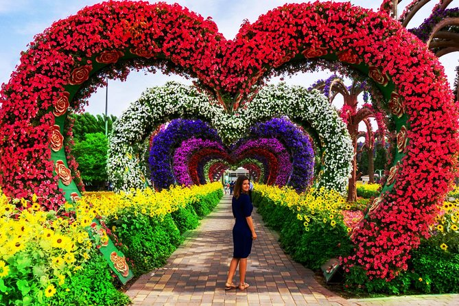 Reopening Of The World S Largest Flower Garden In Dubai Kawa