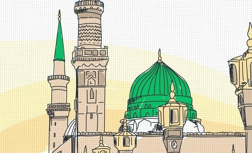 mosquée, arabie saoudite