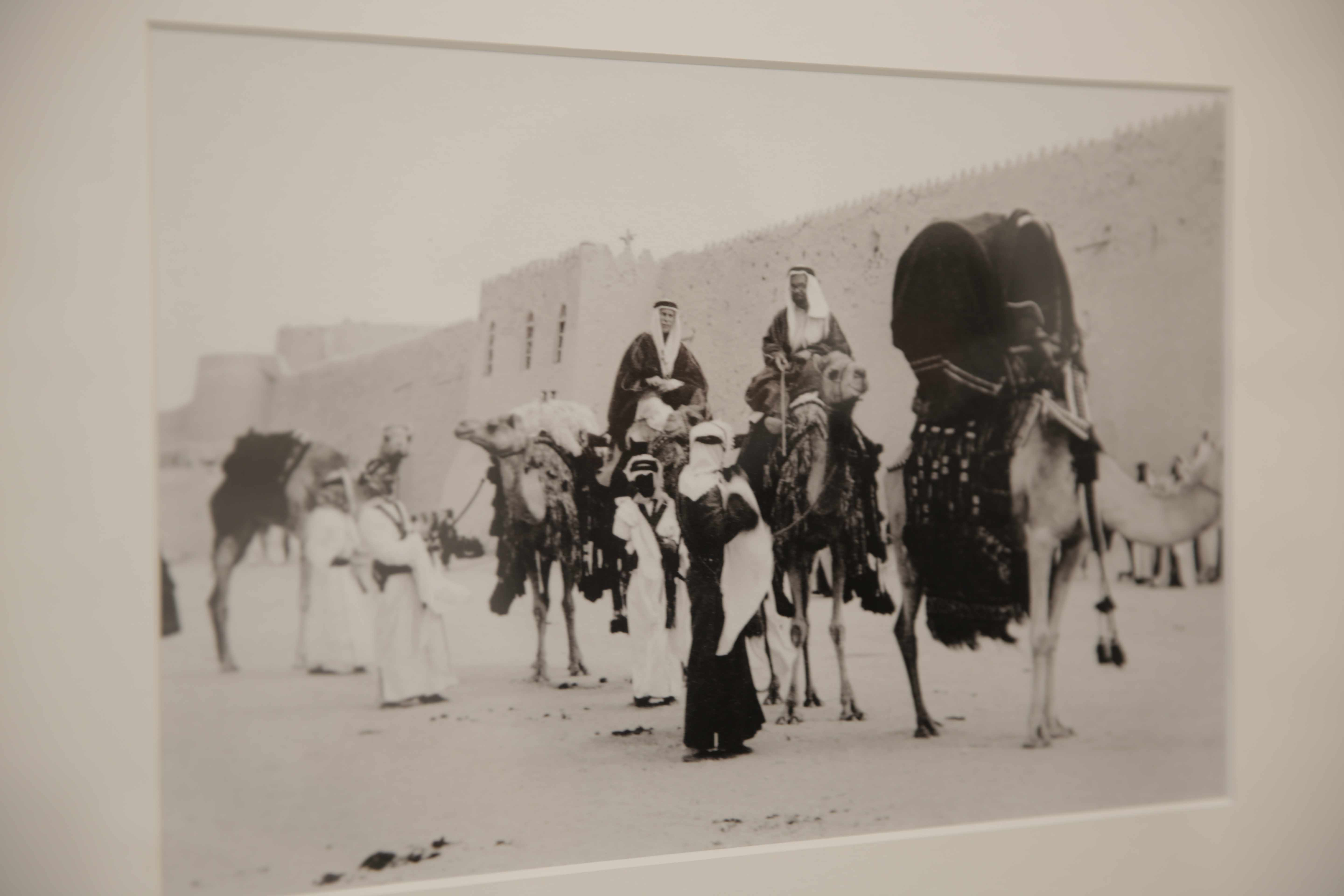 Photos of British Princess Alice's trip in Saudi Arabia