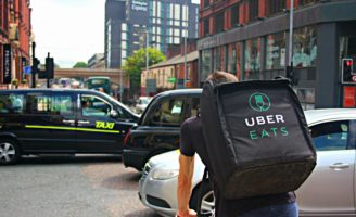 Uber Eats débarque à Riyad © shopblocks