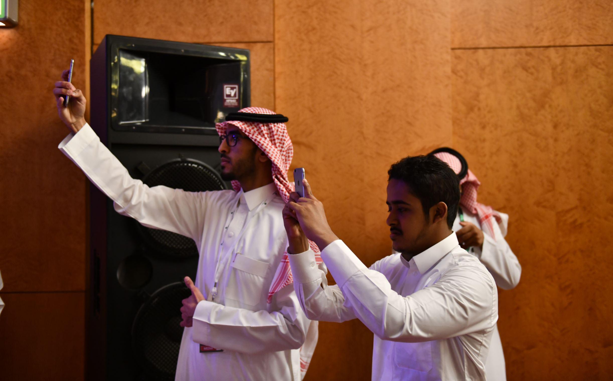 Sultan Al Gahtani, un des représentant de l'Autorité du divertissement, assure que ce ne sont que les prémices d'une programmation riche destinée à la jeunesse saoudienne.