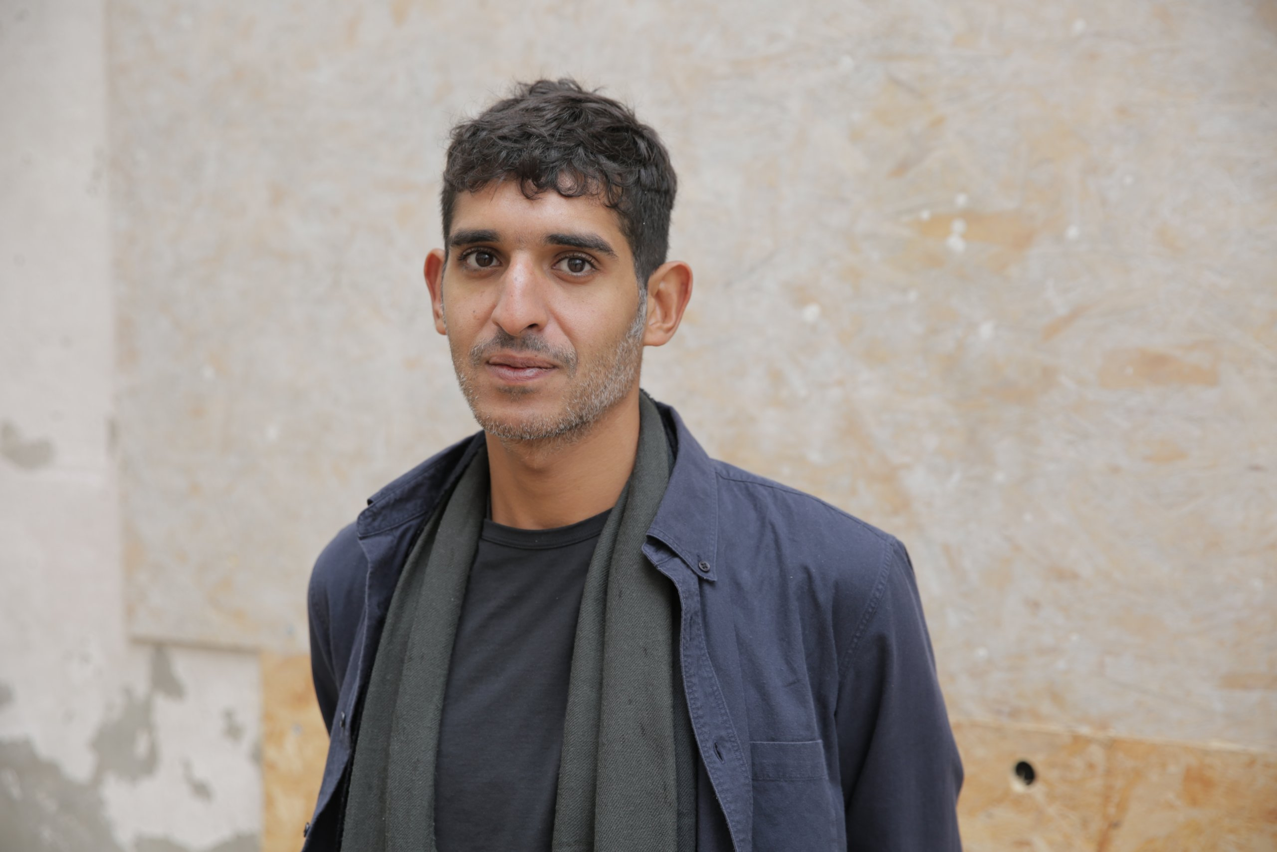 The Saudi architect Abdulrahman Gazzaz.