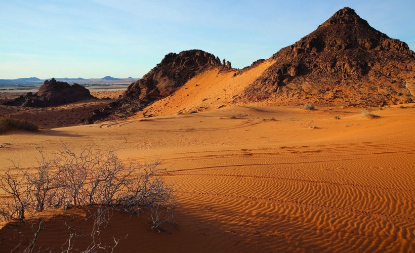 Le désert d'An Nafud renferme de bien nombreux mystères.