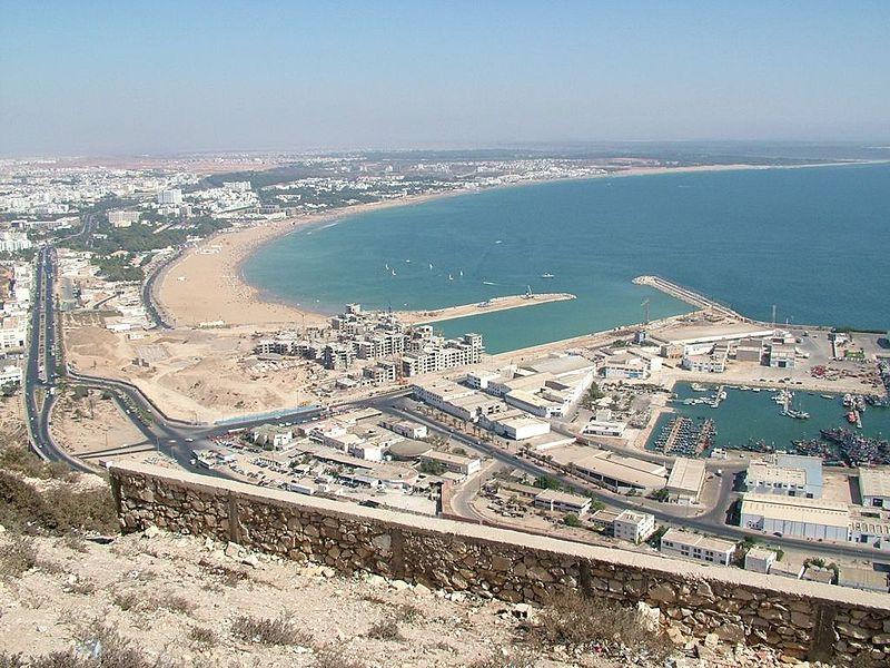 Agadir (Maroc) © Marcin Sochacki