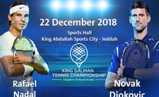 Tennis: Rafael Nadal and Novak Djokovic will compete in Saudi Arabia