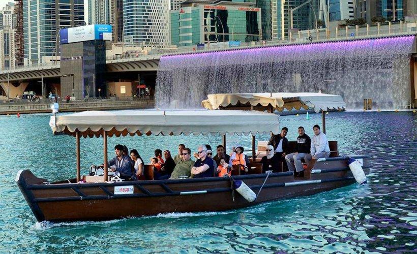 Electric Boat Dubai