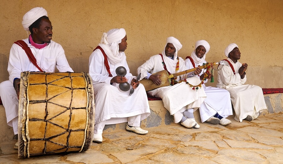 Gnawa culture is part of UNESCO's intangible heritage - KAWA
