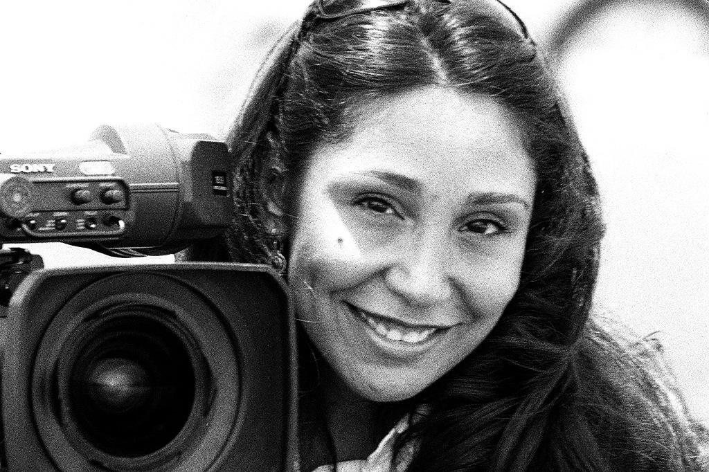 Haifaa Al Mansour, réalisatrice saoudienne