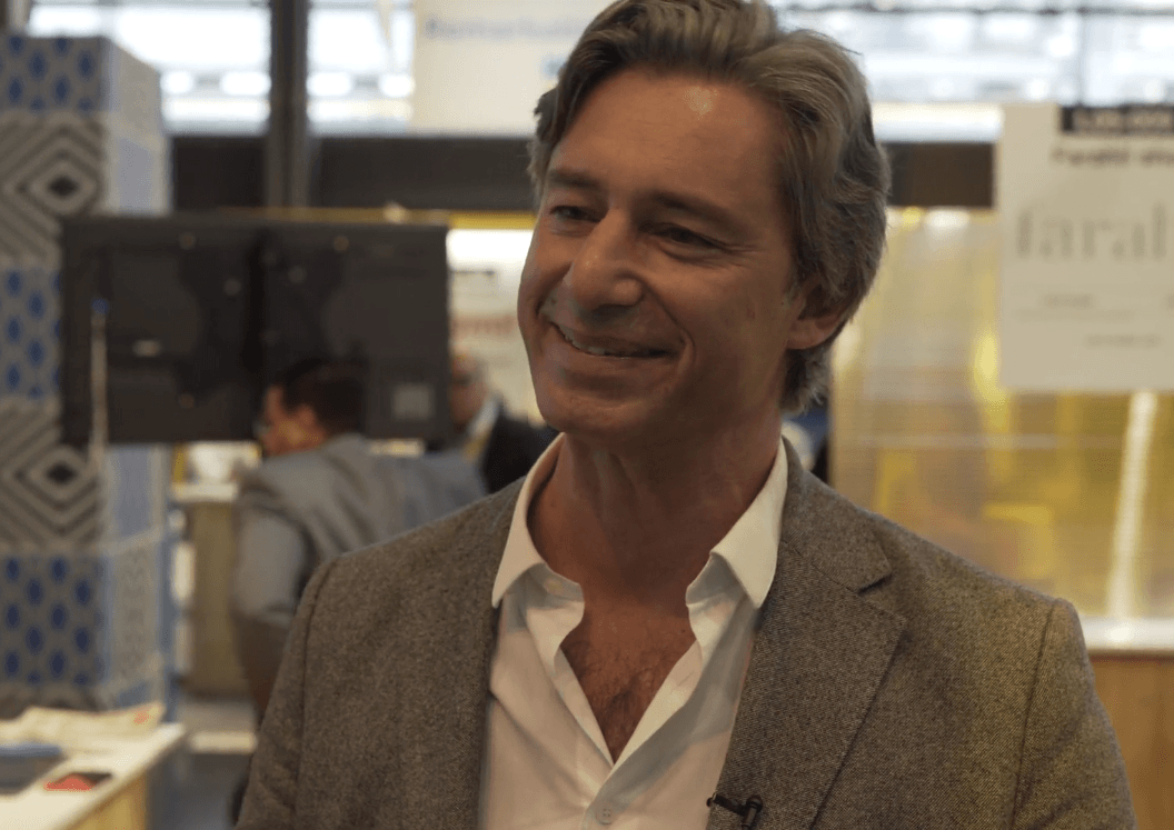 Laurent Solly, vice-president at Facebook office for Southern Europe, interviewed on Viva Technology
