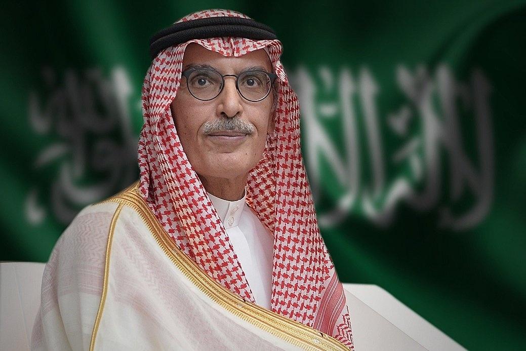 Le prince Badr Bin Abdul Mohsen Bin Abdulaziz Al Saud © Maged Al Amoudi