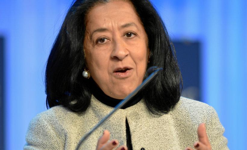 Lubna Olayan © World Economic Forum