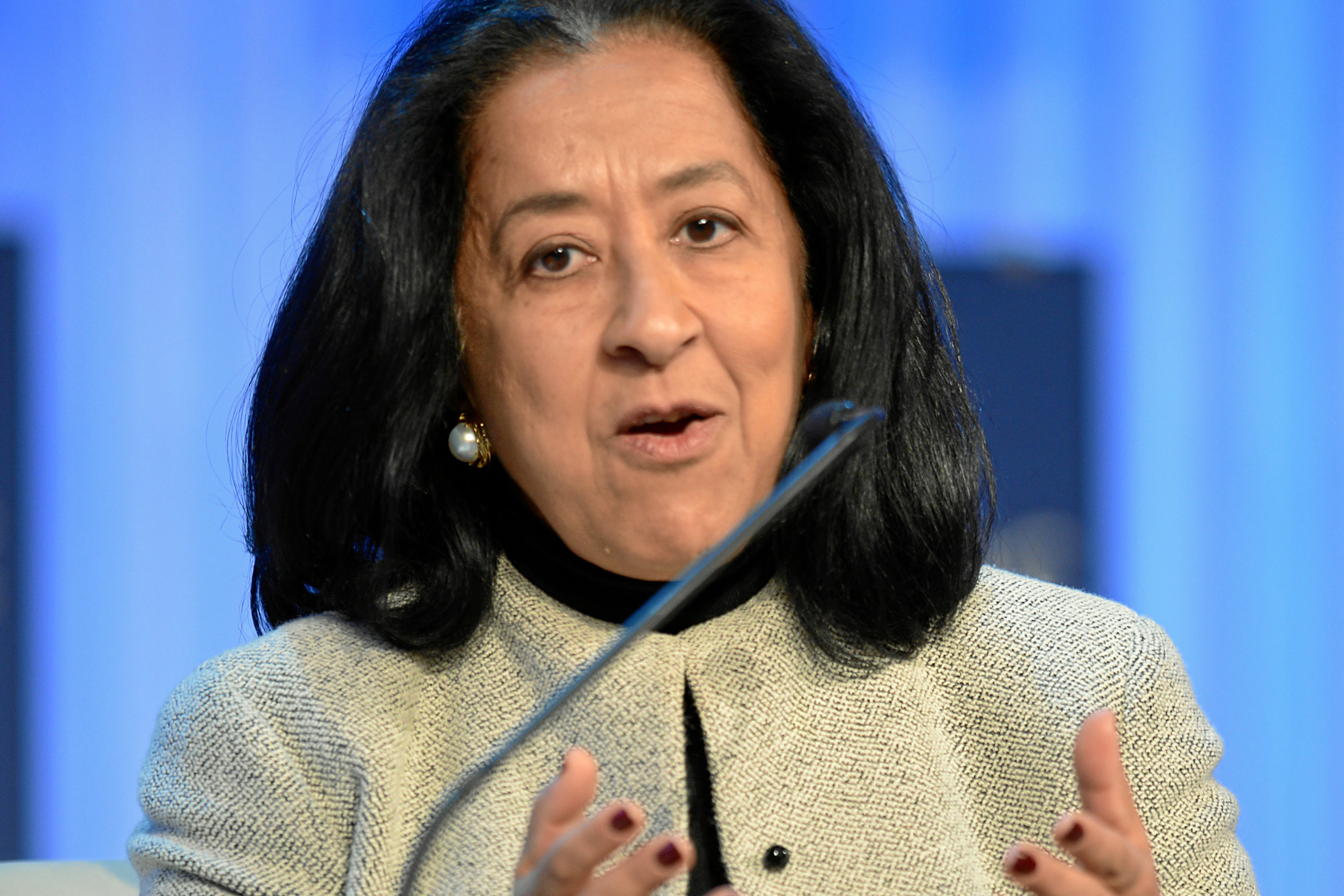 Lubna Olayan © World Economic Forum