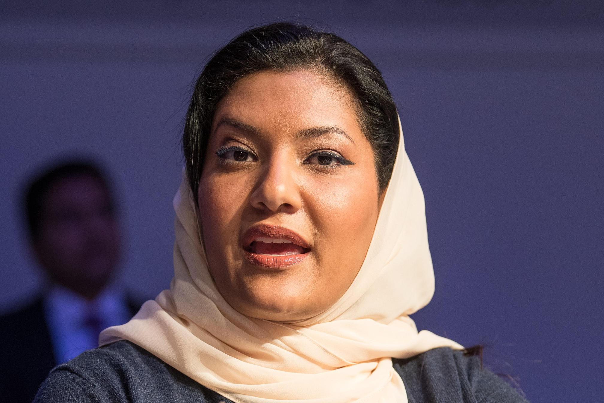 he kingdom has just appointed Princess Reema bint Bandar as the country's ambassador in Washington, USA © World Economic Forum / Boris Baldinger