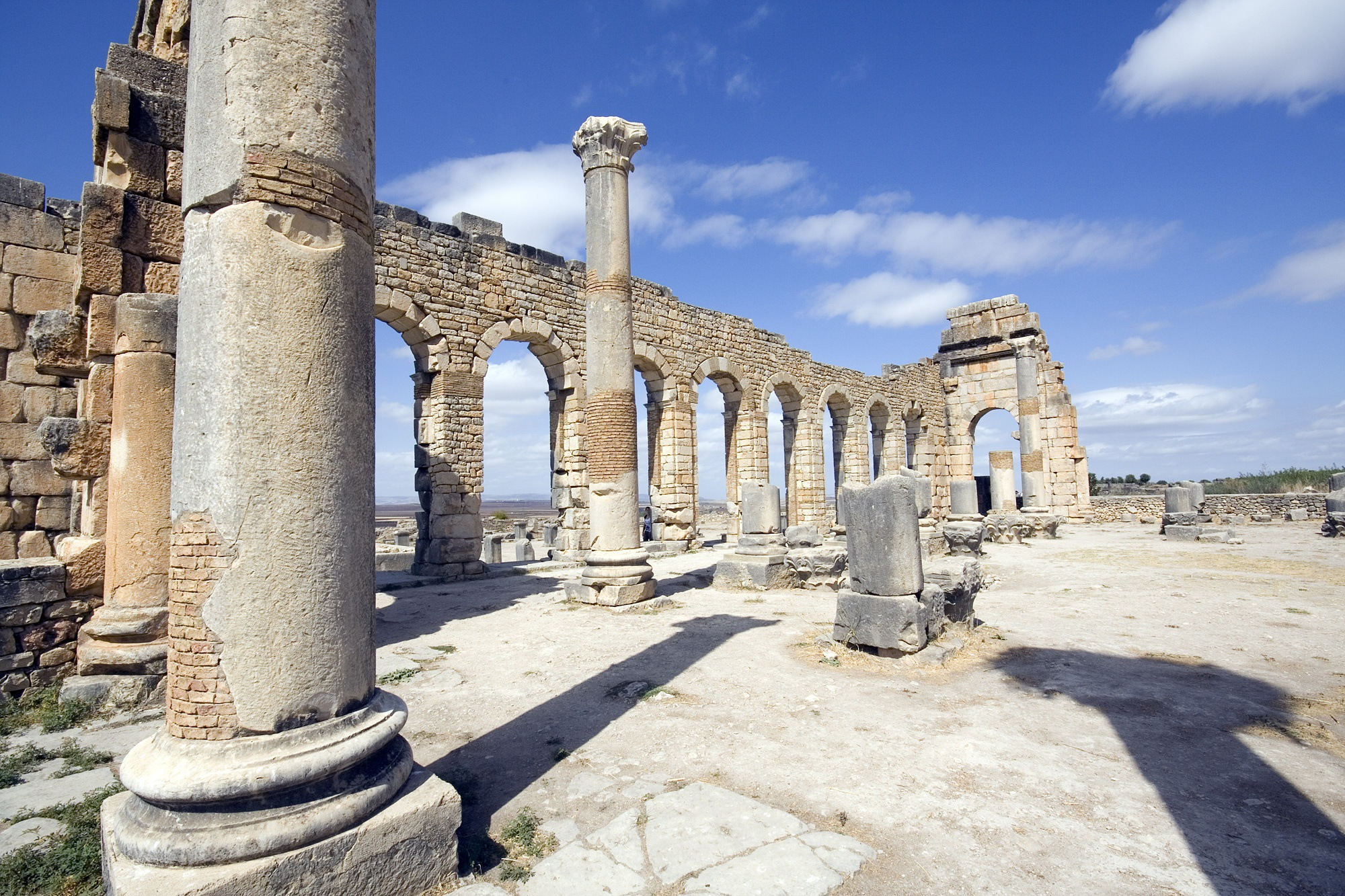 Volubilis © Prioryman