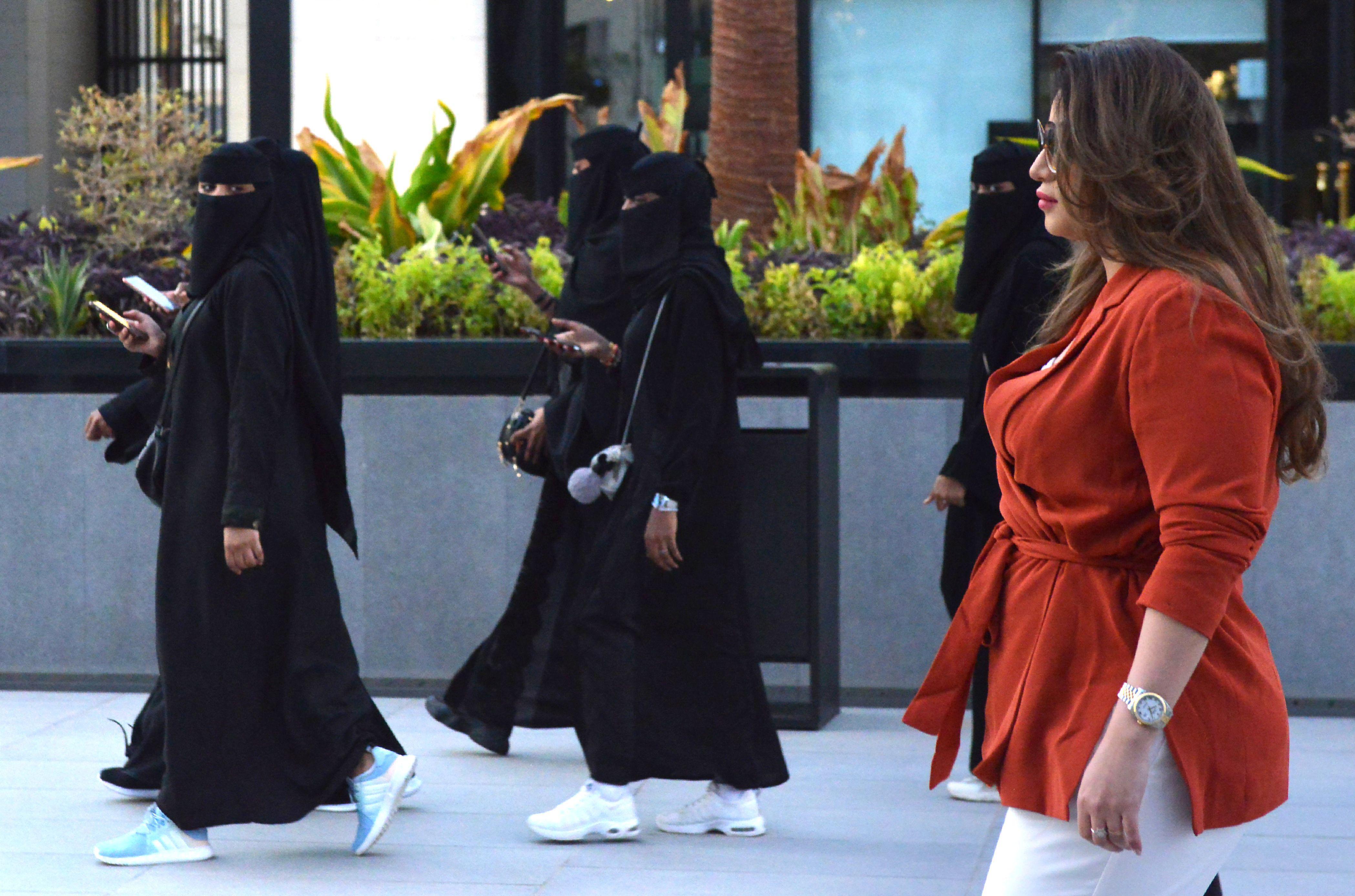 L'abaya, un héritage culturel en Arabie saoudite