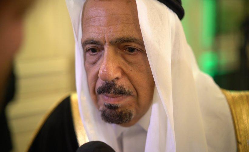 Khalid Al Ankary, ambassadeur du Royaume d'Arabie saoudite en France.