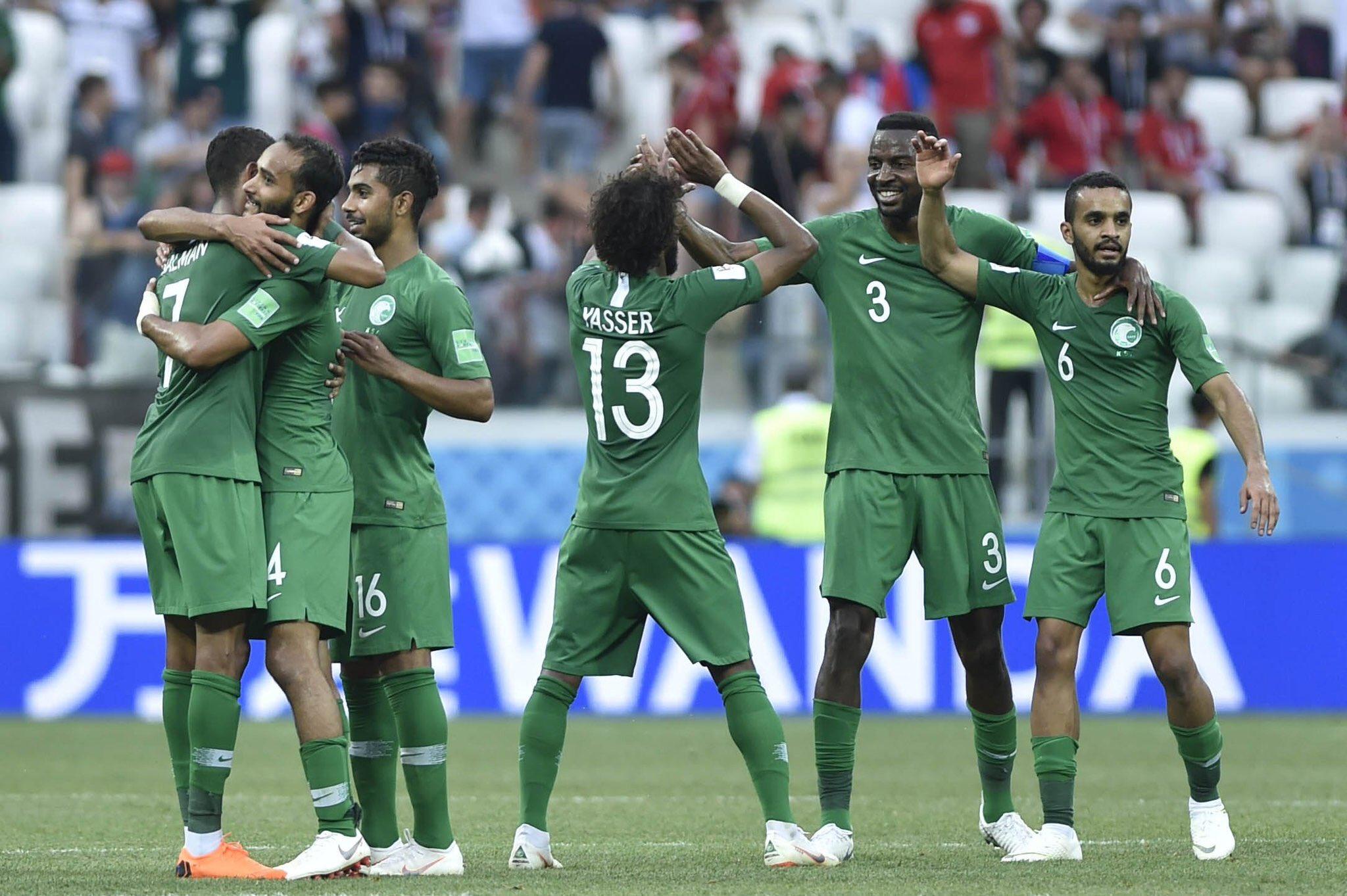 L'Arabie saoudite sauve l'honneur en Coupe du monde en battant l'Egypte (2-1) © Saudi National Team