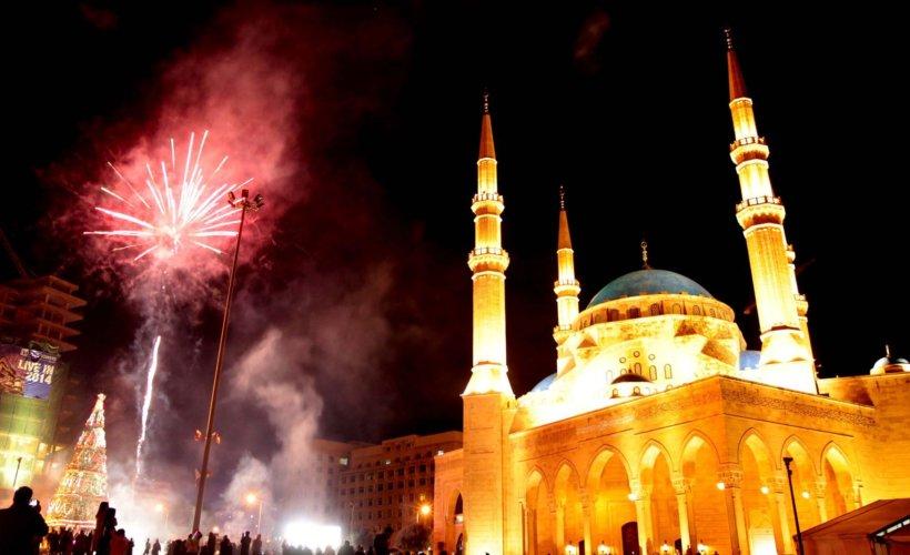 Une unique ville arabe figurant dans le Top 10 NYE Celebration © AFP
