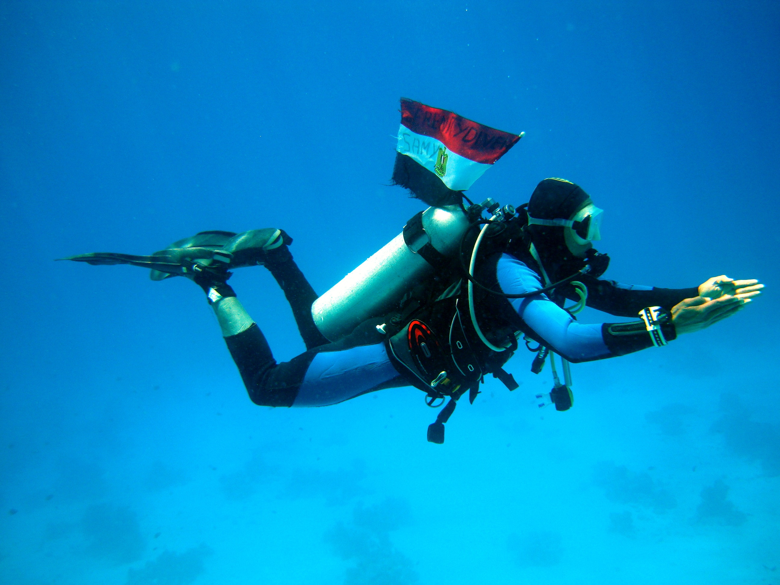 5 spectacular spots for diving in the Middle Easta