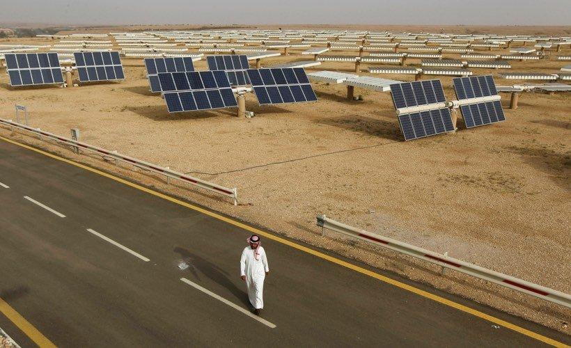 D'ici 2020, la consommation totale d'énergie issue de centrales solaires et éoliennes devrait s'élever à 3,45 gigawatts.