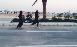 The Jeddah Running Collective, founded in 2013, works on unleashing women's potential © Jeddah Running Collective