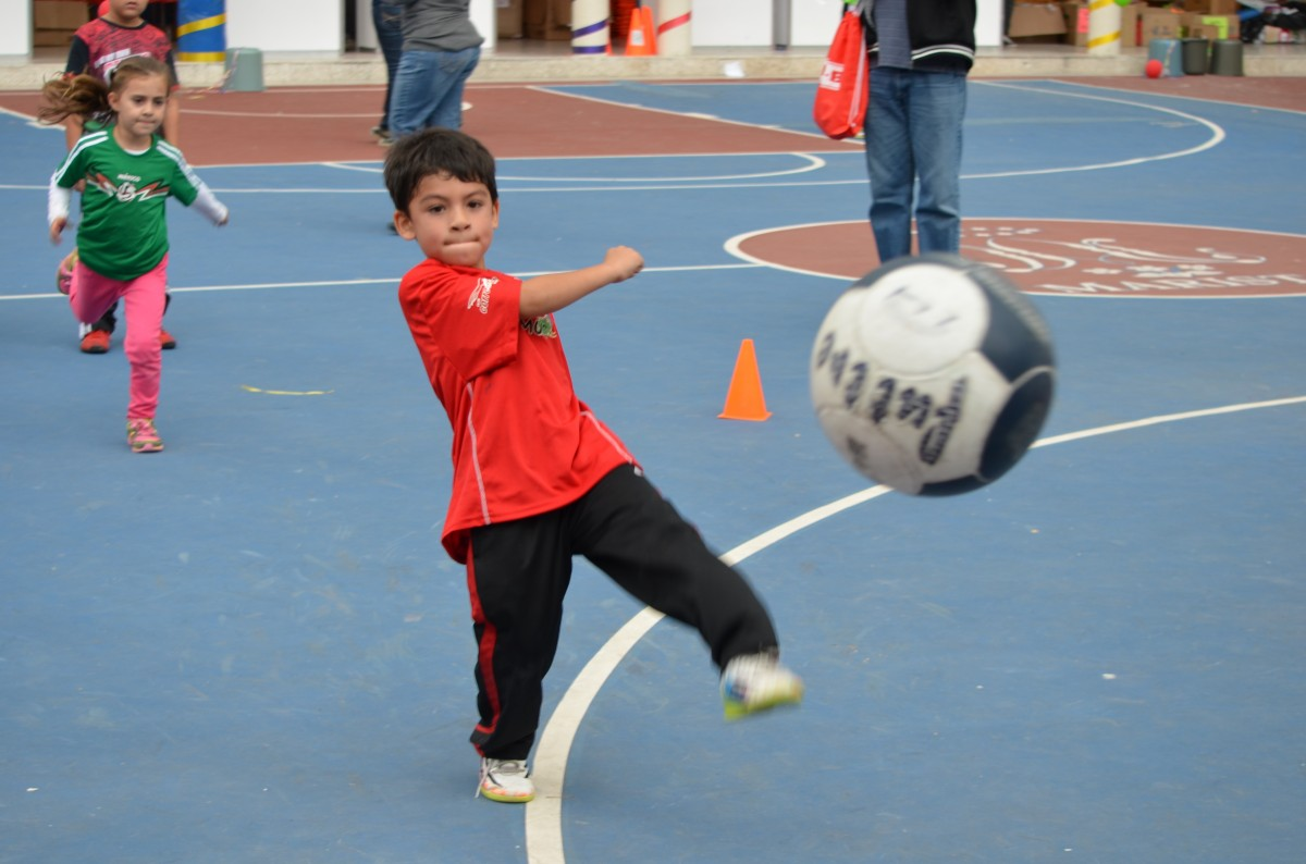 150 Minutes of Physical Activity: The New Dubai School Program To Fight Obesity