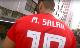 """Extrait du clip """"Mohamed Salah"""" de La Fouine"""