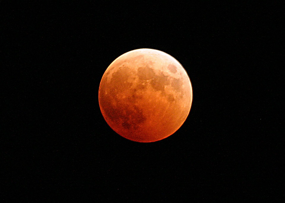 The longest lunar eclipse of the century to be seen from the Middle East and Europe
