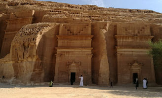 Mada'in Saleh.