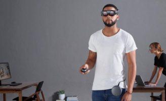 Le casque de réalité augmentée Magic Leap