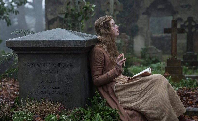 Mary Shelley est le deuxième long métrage de Haifaa Al Mansour © Gidden Media