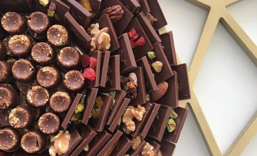 Miss Feionkah's Chocolate © Instagram