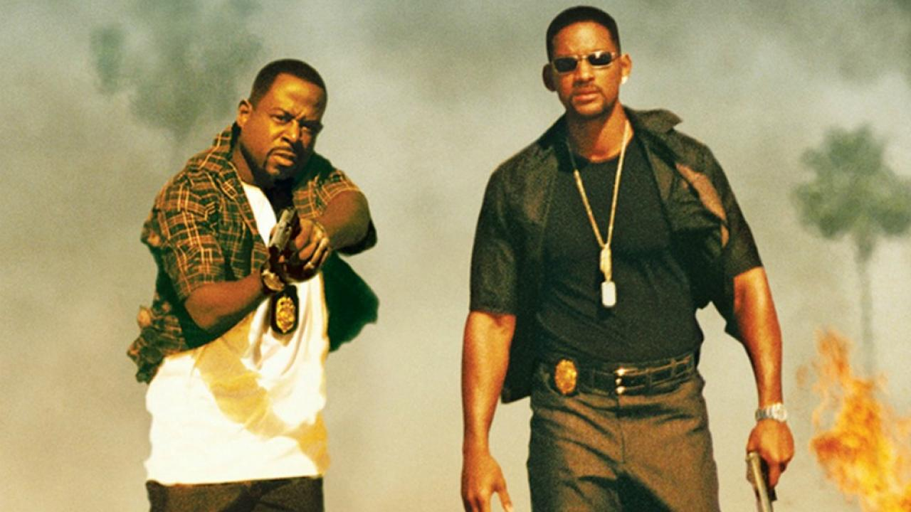 Bad Boys (1995) © Simpson/Bruckheimer Films
