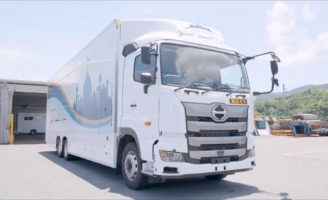 Japan launches a mosque truck to welcome Muslims during 2020 Olympics