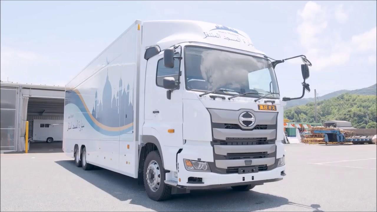 Tokyo lance un camion-mosquée pour les Jeux olympiques 2020