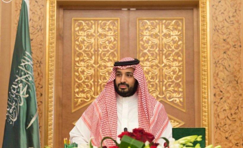 Le Prince héritier Mohammed Ben Salmane.