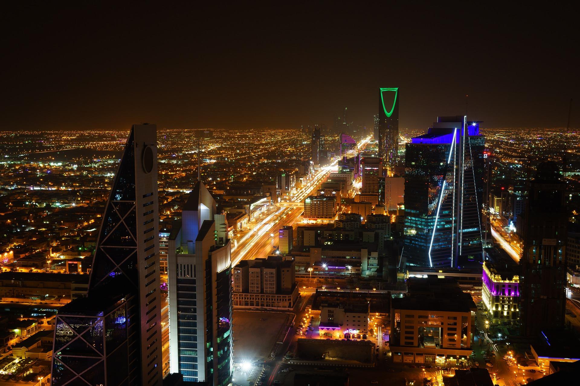 Riyad, la nuit