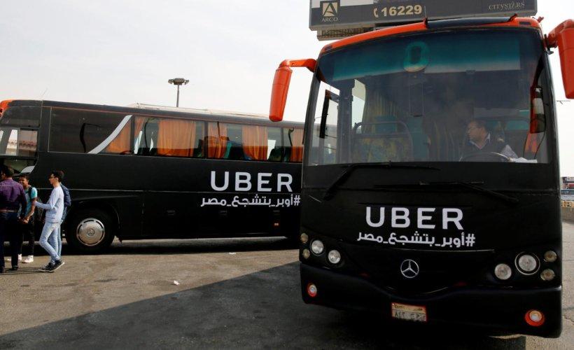 Egypte : au Caire, Uber lance un système de minibus pour fluidifier le trafic