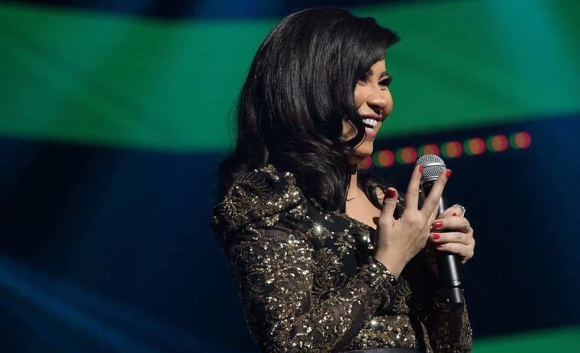 La chanteuse Sherine sera en concert à Djeddah le 19 juin prochain © Instagram