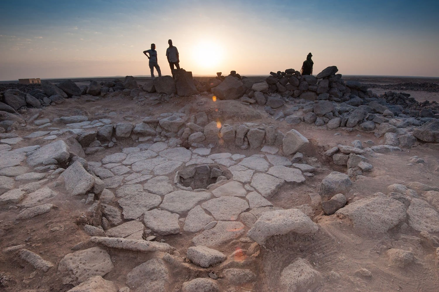 World's Oldest Bread Uncovered in Jordan © Proceedings of the National Academy of Sciences
