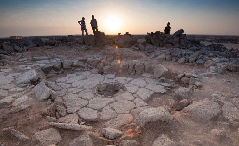 Le plus vieux pain du monde a été découvert en Jordanie © Proceedings of the National Academy of Sciences