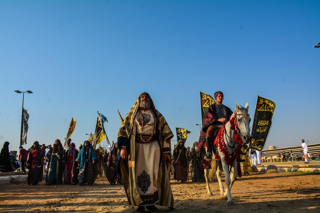 The 12th edition of the Souk Okaz Festival wrapped up © Saudi Tours