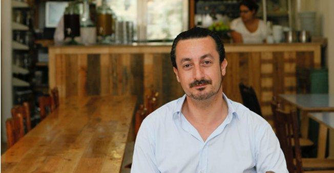 Kamal Mouzawak in Beirut