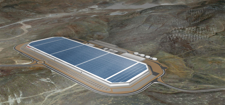 Tesla multiplie les annonces de projets futuristes © Tesla