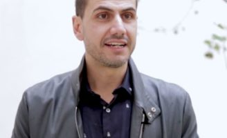 Vassilis Oikonomopoulos, curator for Jeddah 21,39 exhibition